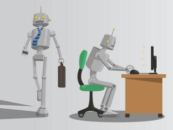 Gartner: через два года в финансовых службах роботизация станет нормой