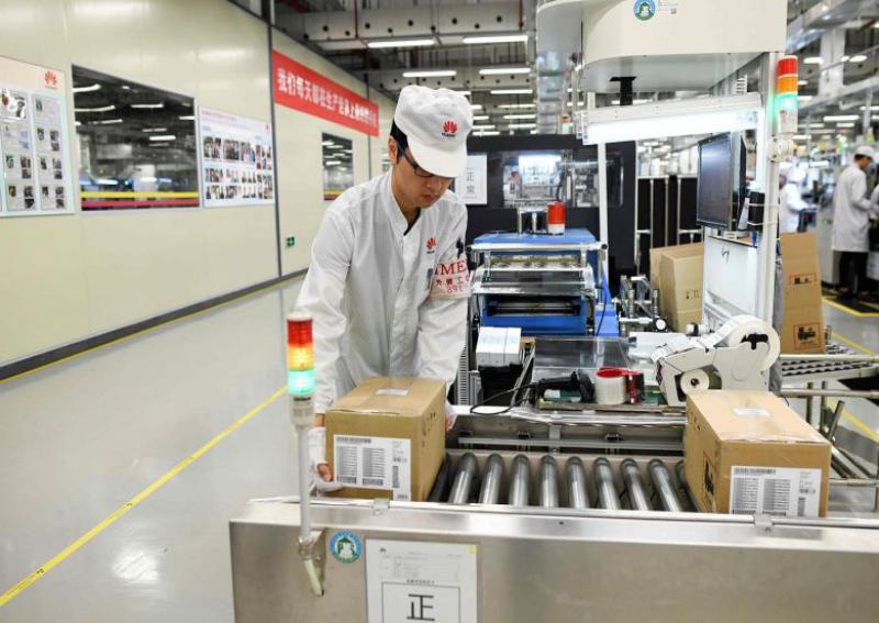 Заводы китайских производителей микроэлектроники работают, несмотря на коронавирус