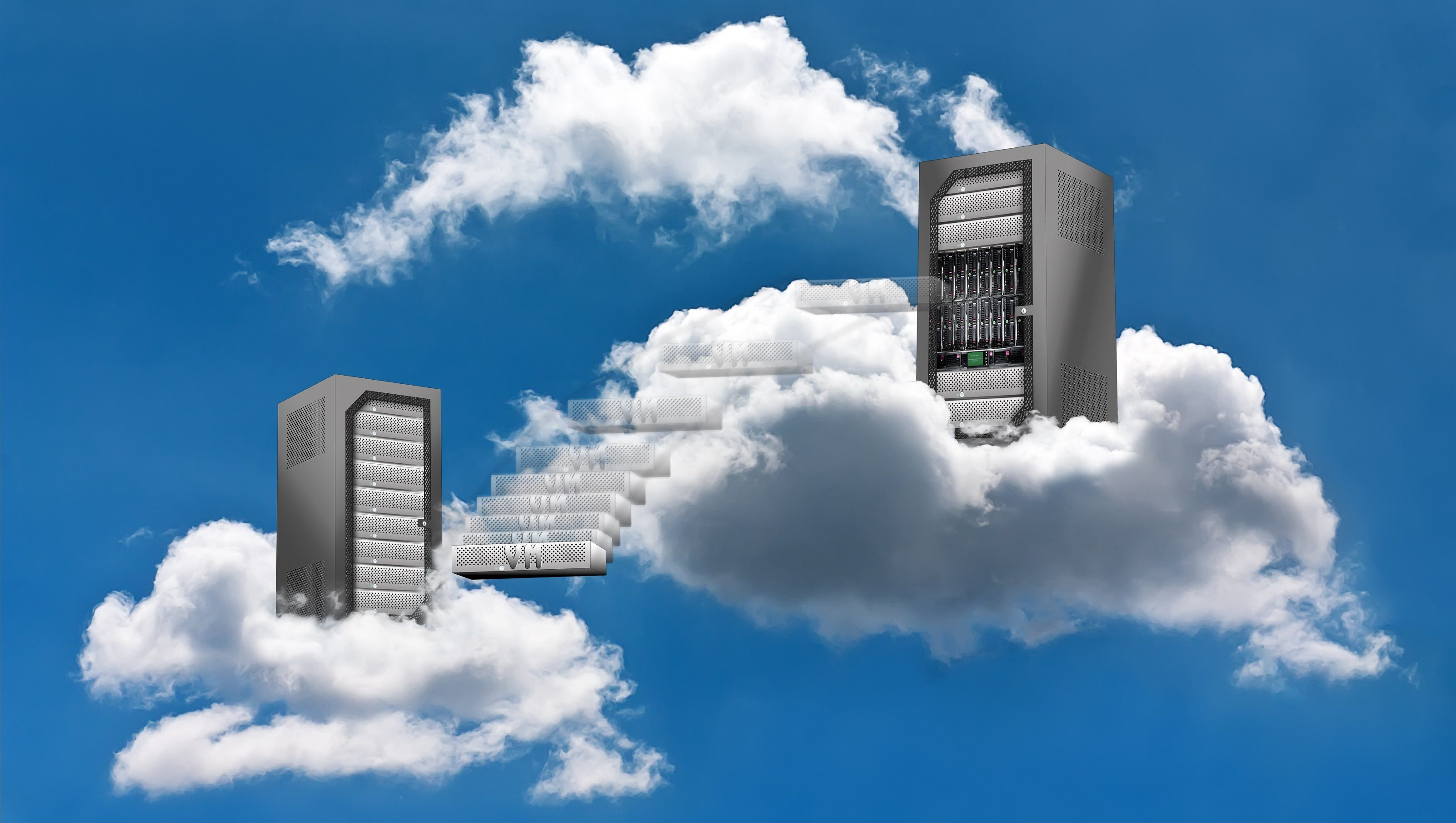 IDC: продажи облачного и традиционного инфраструктурного оборудования практически сравнялись