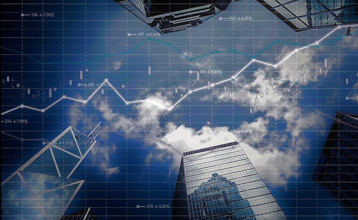 Затраты на облачные инфраструктуры за год выросли на 12,5%