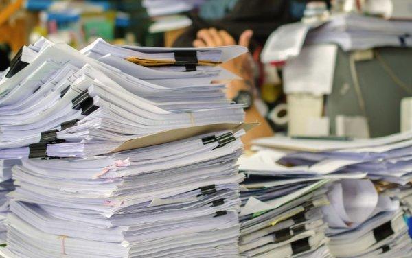 Штрафы за нарушения при хранении персональных данных одобрили в I чтении