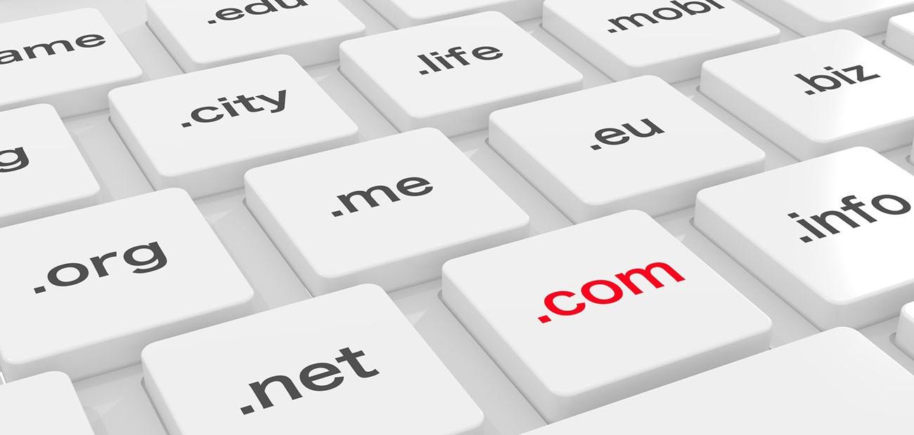 Почти треть крупнейших общих доменов верхнего уровня показала снижение во 2 квартале
