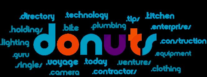 Регистратура Donuts снижает цены на 1,1 миллиона доменных имен