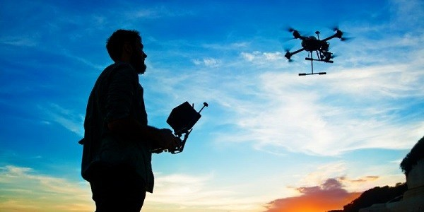 «Ростех» создаёт технологию дляобнаружения пилотов дронов