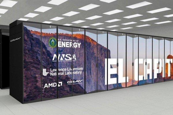 HPE и AMD получили госконтракт на строительство самого мощного в мире суперкомпьютера