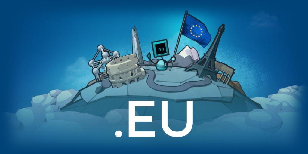 Опубликован отчет регистратуры EURid за 3-й квартал