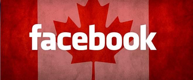 Канада потребует от Facebook оплату за новостной контент