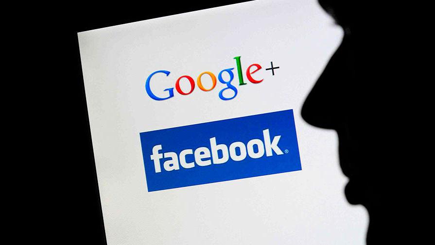 Власти США обвинилиGoogle иFacebook в сговоре сцельюмонополизировать сферу рекламы винтернете