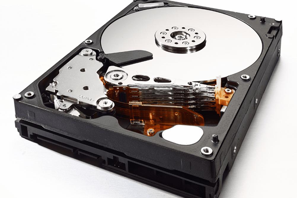 Предложен новый способ увелеличения объёма жёстких дисков