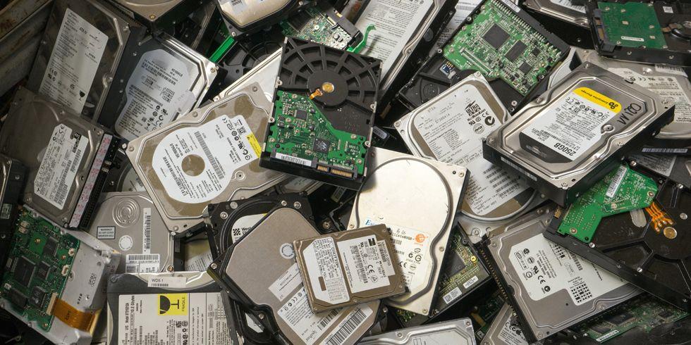 Мировые поставки HDD возвращаются к слабому росту