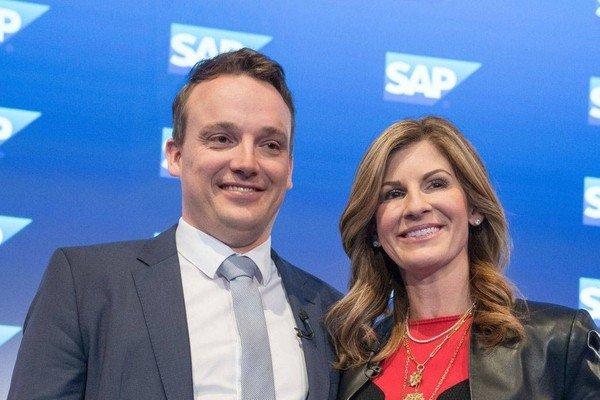 SAPотказывается от модели руководства сдвумя генеральными директорами