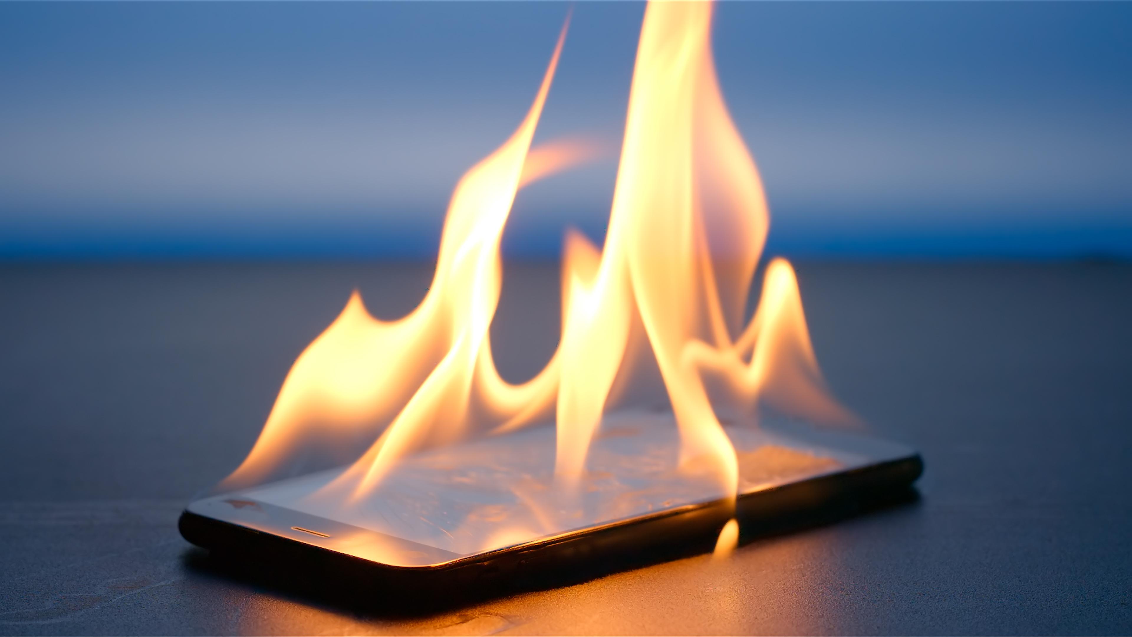 Смартфоны 5G могут оказаться очень горячими