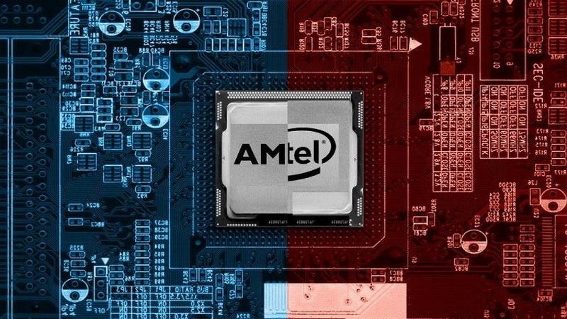 Слух: Intel планирует поглотить AMD