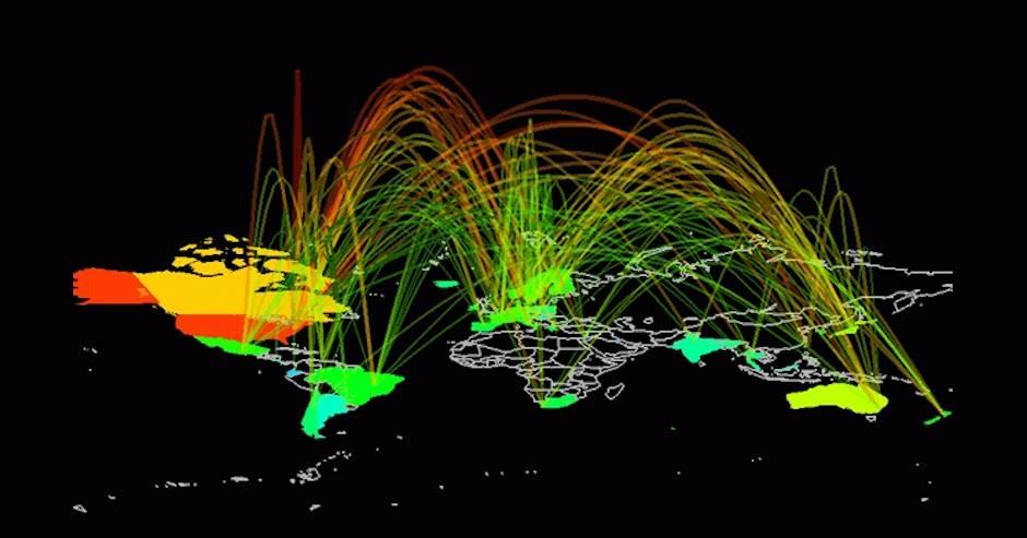 Исследование трафика онлайн-ресурсов Рунета и статистика DDoS-атак во время эпидемии коронавируса COVID-19