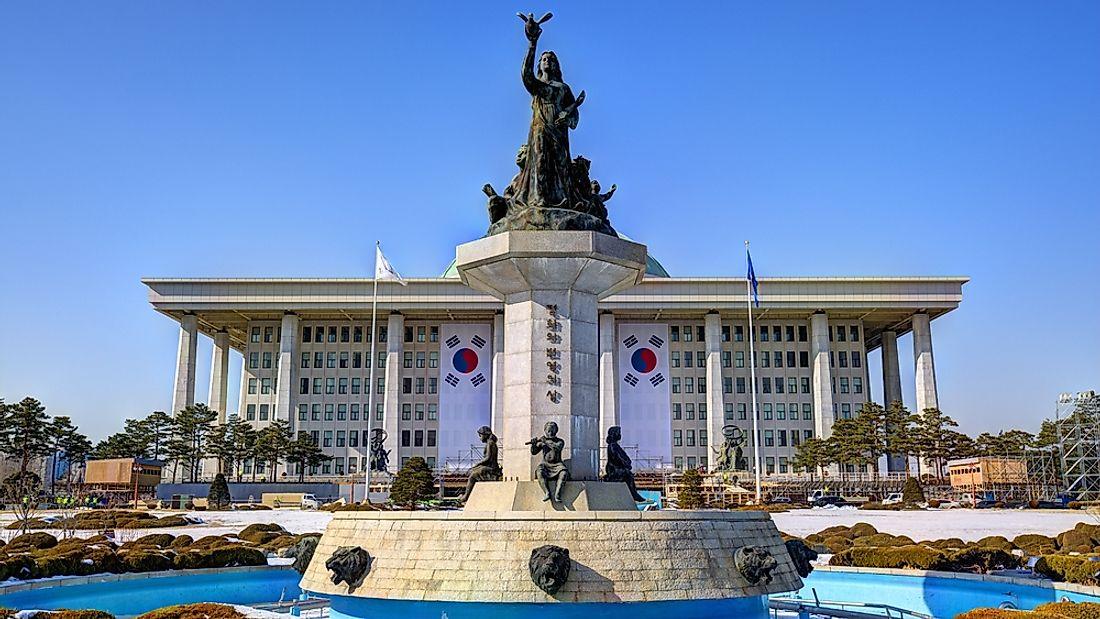 Южная Корея ограничила доминирование Google и Apple на рынке платежных сервисов