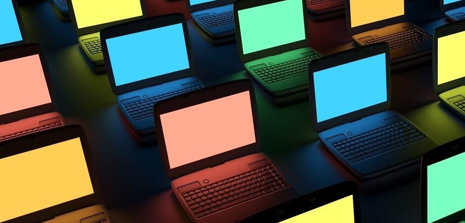 Февральские поставки ноутбуков в глубоком минусе