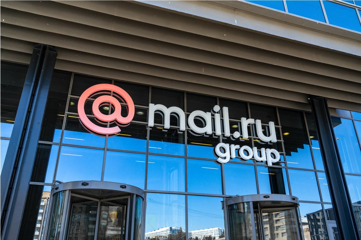Сбербанк купит долю вMail.ru Group