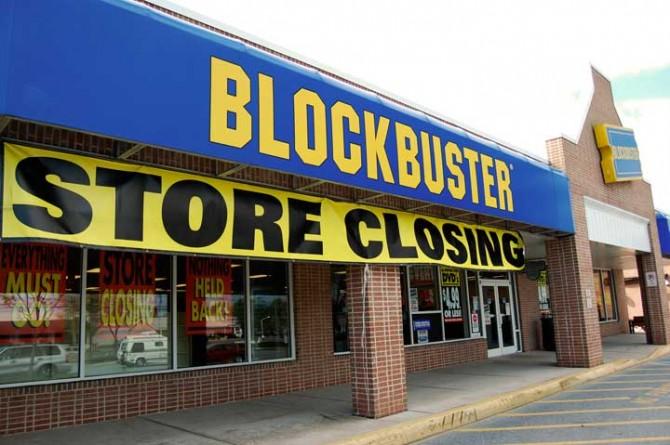В США развитие онлайн-торговли приводит куменьшению числа физических магазинов