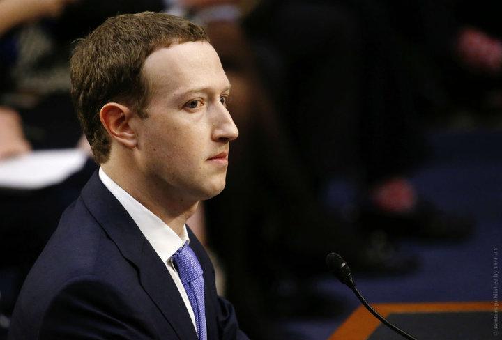 Тучи над Цукербергом