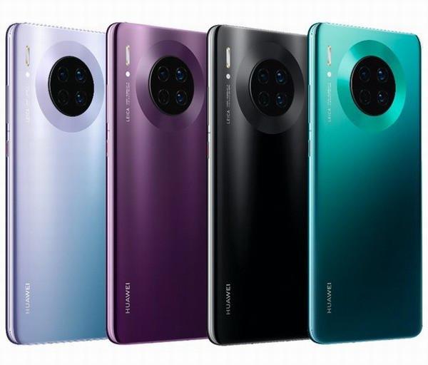 Huawei не будет продавать свои смартфоны линейки Mate 30 на территории Европы