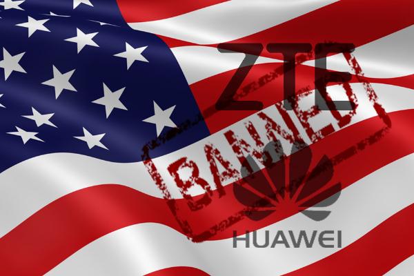 Белый дом пытается запретить американским компаниям покупку оборудования Huawei и ZTE