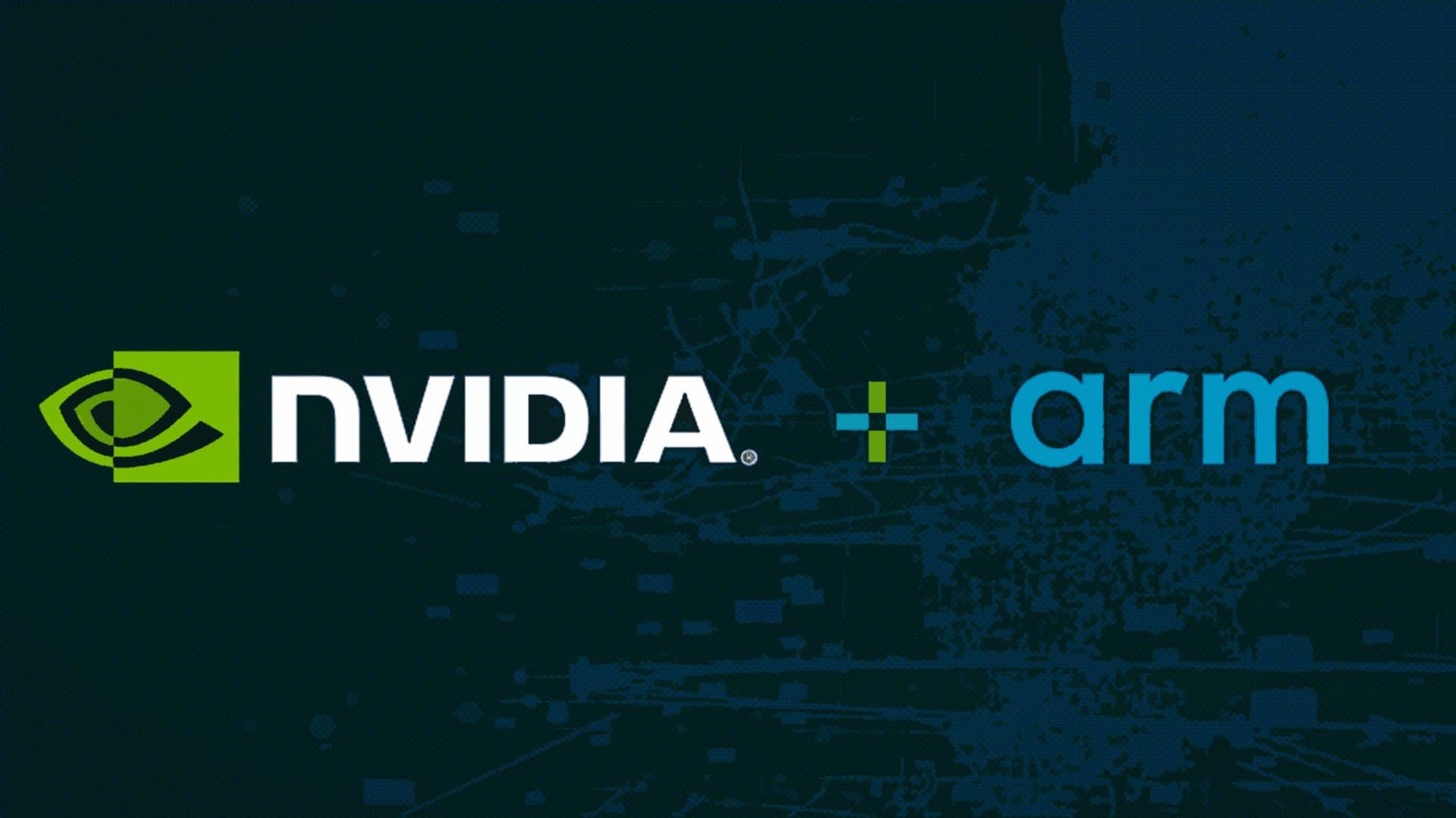 Nvidia купит Arm более чем за 40 миллиардов долларов