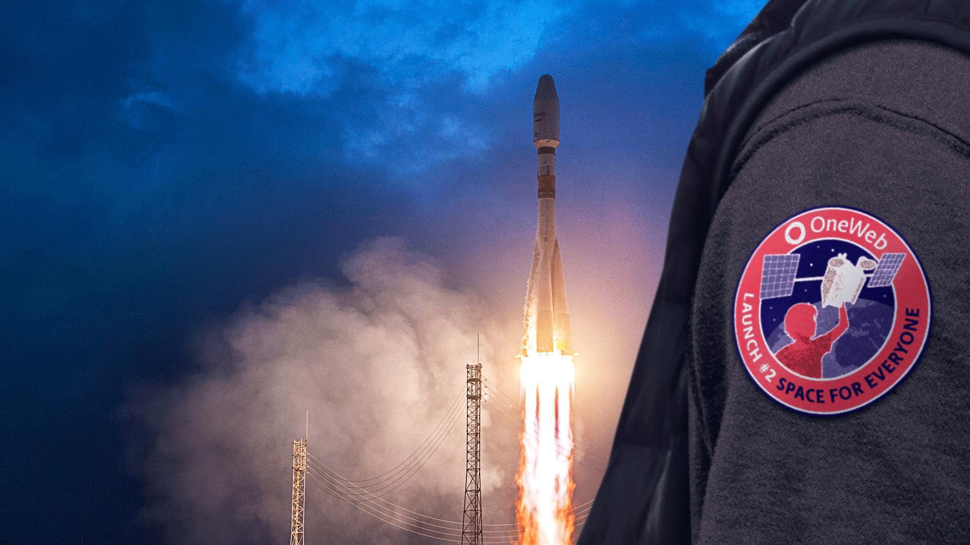 Компания OneWeb довела количество спутников на орбите до 74