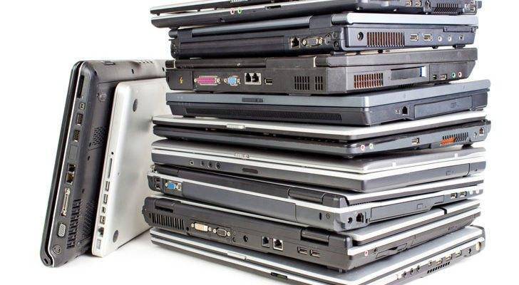 Мировые продажи ноутбуков показывают беспрецендетный рост