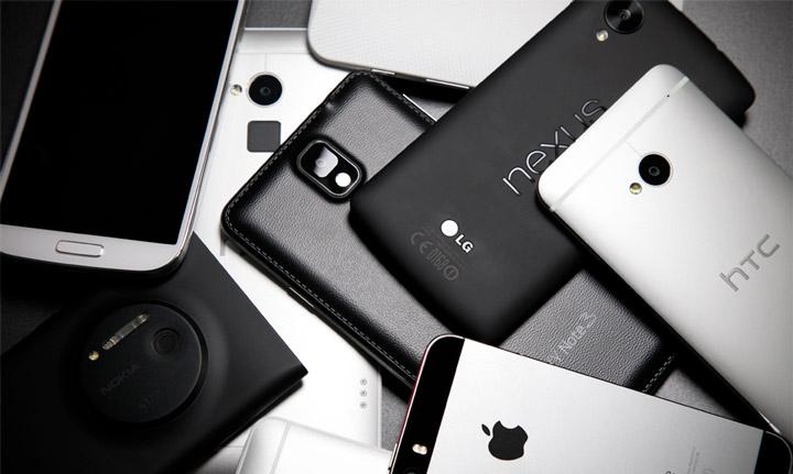 В 2021 г. выручка от продаж смартфонов в канале вырастет на 13%