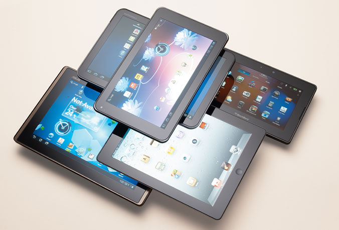 К концу года на рынке планшетов вновь ожидается спад
