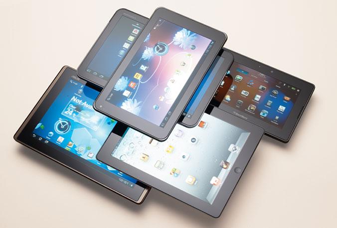 IDC: в четвертом квартале продажи планшетов резко выросли