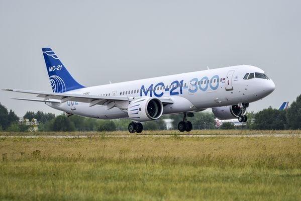 Объединенную авиастроительную корпорацию передали «Ростеху»