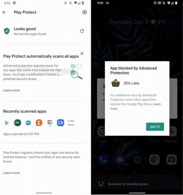 Владельцам Android-устройств запретили устанавливать приложения, скачанные не из магазина Google Play