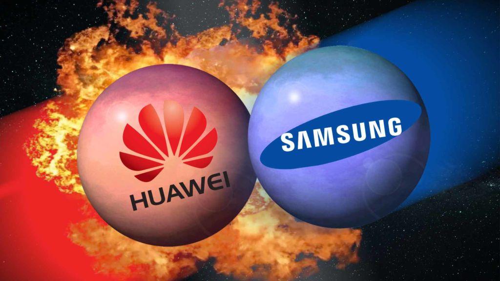 Samsung может ускорить выпуск нового смартфона, чтобы перехватить долю рынка у Huawei