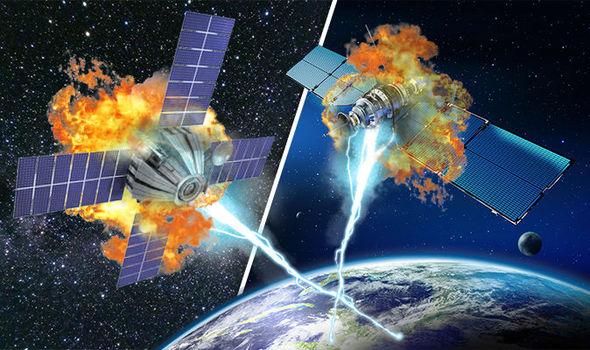 Власти выделили частоты для российского спутникового интернета. Роскосмос против.