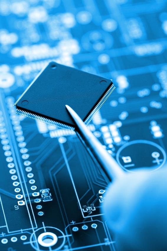 За август в мире рекордно вырос спрос на полупроводники