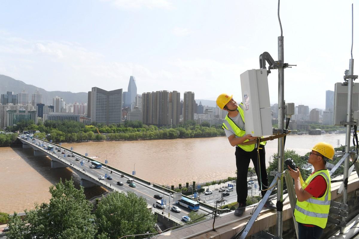 В Китае развернут 50 тысяч станций 5G до конца 2019 года