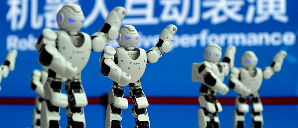 Комиссия Конгресса: Китай вкладывает в искусственный интеллект больше, чем США