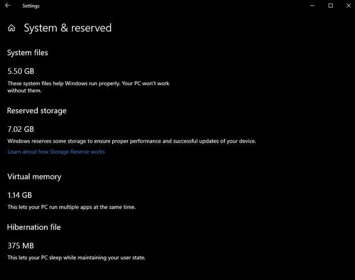 Windows 10 займёт допонительные 7 ГБ на диске