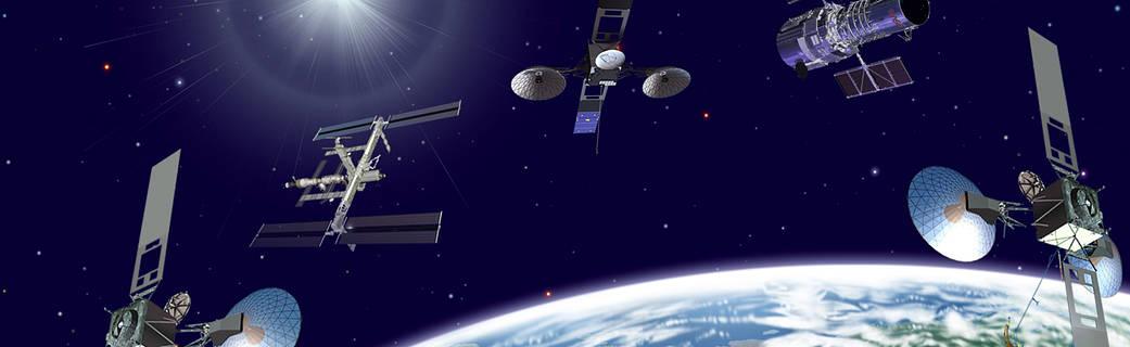 В конце года запустят два новых спутника связи