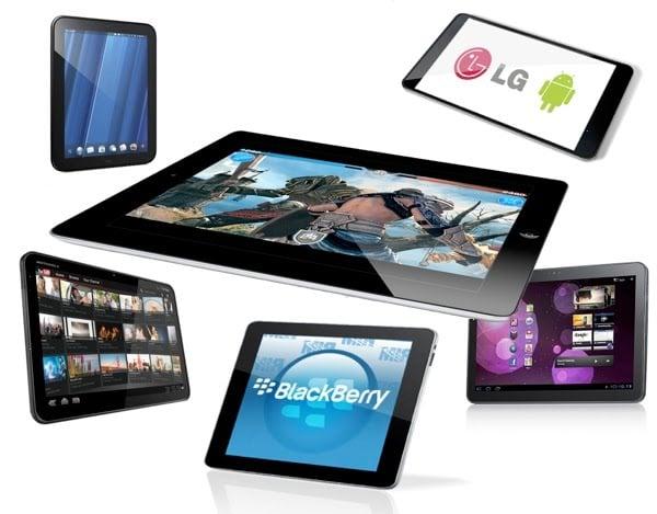 IDC: в четвертом квартале продажи планшетов снова упали