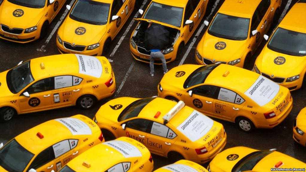 Госдума приняла в первом чтении законопроект о регулировании агрегаторов такси