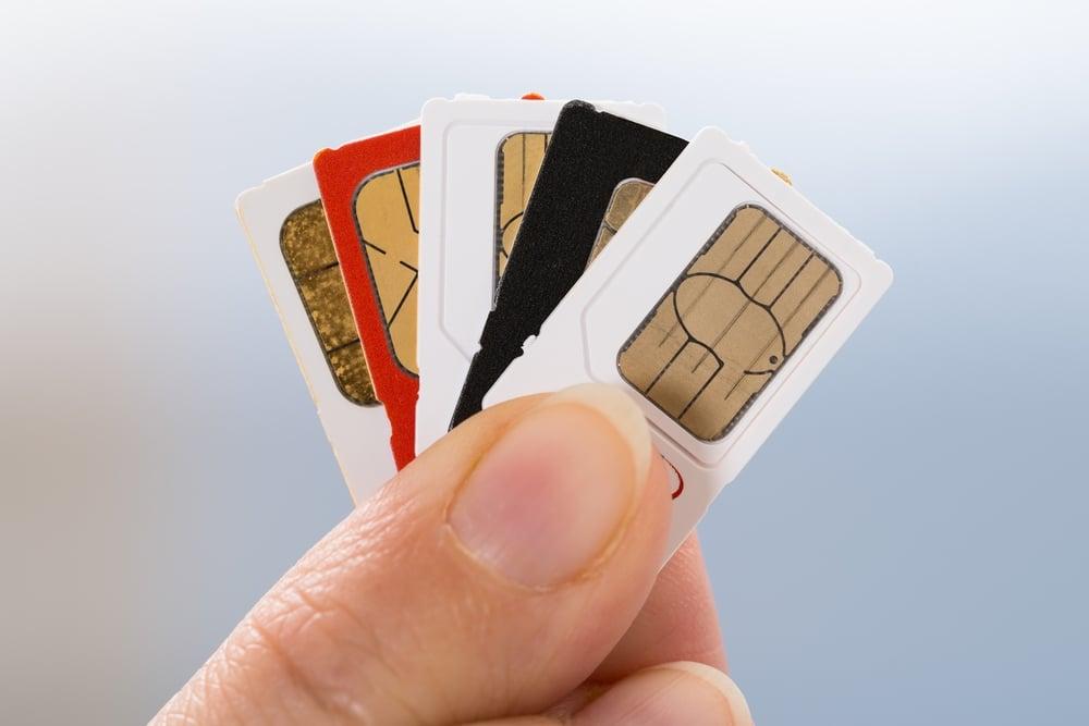 Комитет Госдумы поддержал проект о запрете продажи sim-карт в интернете
