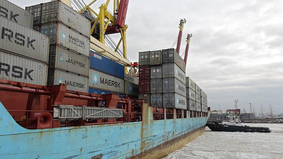 Россия может подключиться к цифровой системе морских грузоперевозок