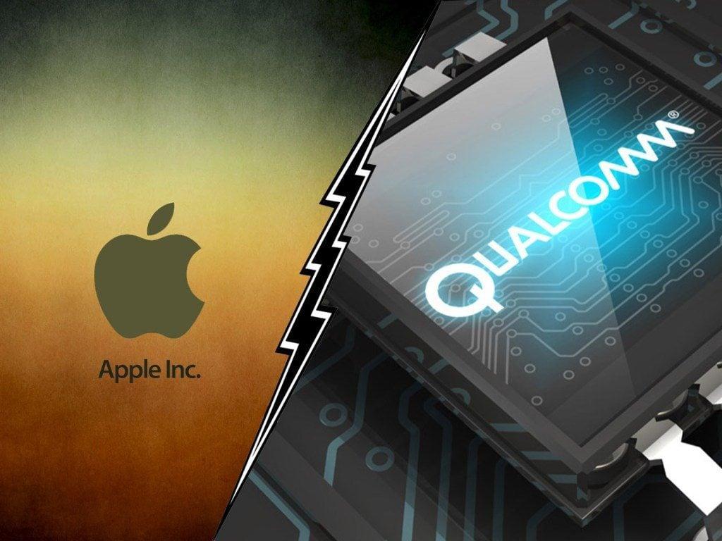 Патентный иск Qualcomm может привести к запрете продаж iPhone в США