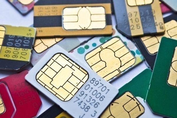 В 2019 году изъято 56,5 тыс. незаконно распространяемых SIM-карт операторов мобильной связи