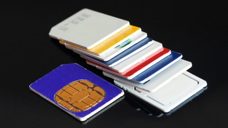 В 2018 году была выявлена незаконная продажа более 83,7 тыс. SIM-карт