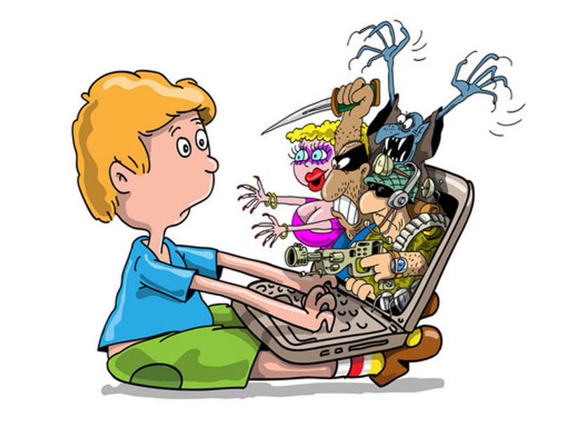 Совфед предлагает ввести штрафы для соцсетей за незаконный контент