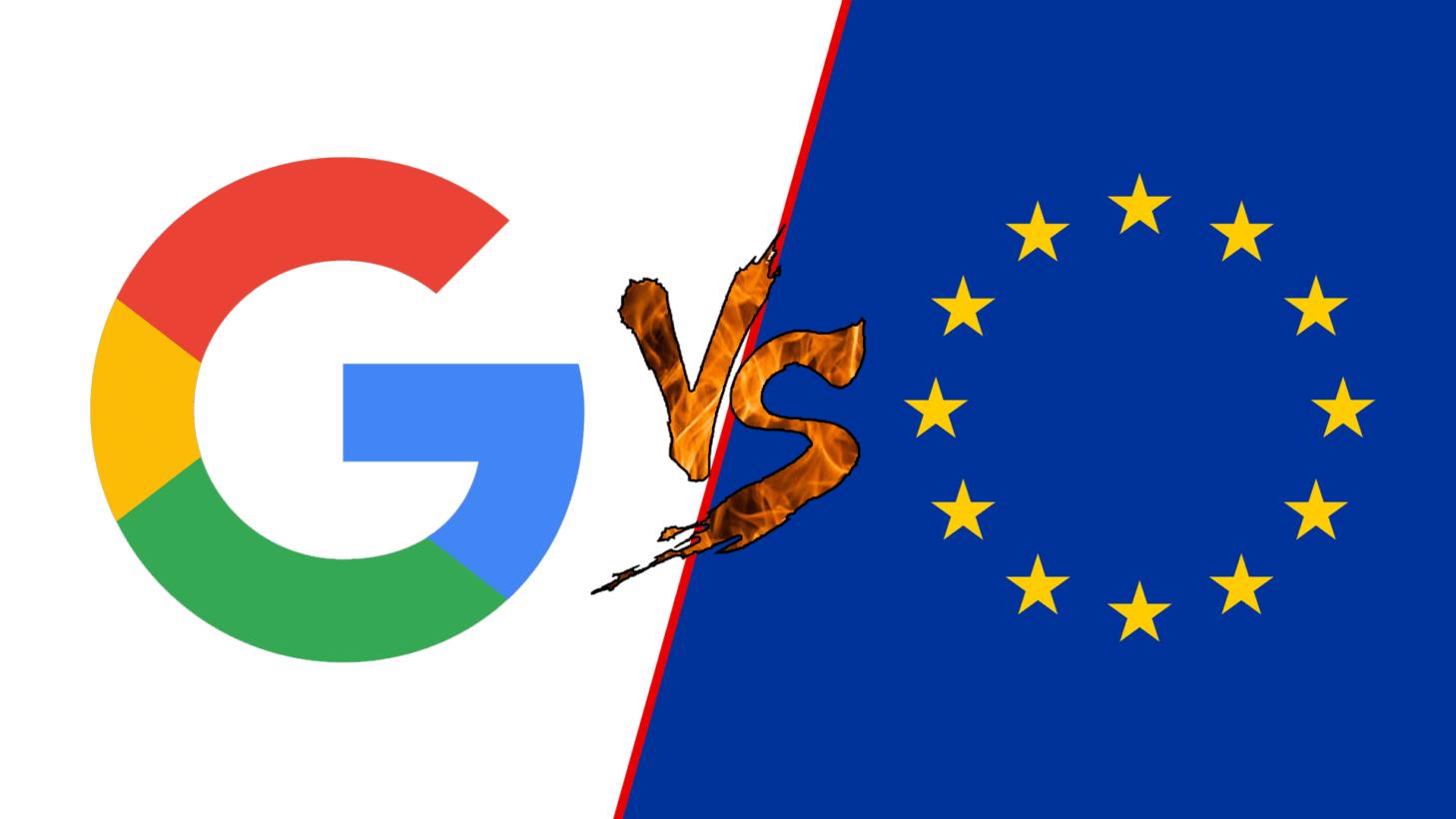 Google возражает против штрафа Еврокомиссии