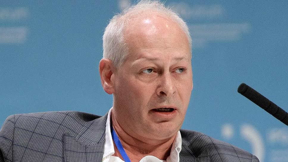 Минцифры покинет Алексей Волин
